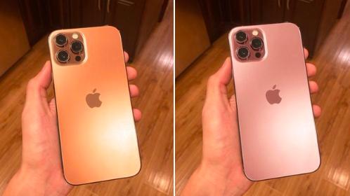новые цвета айфона