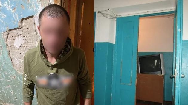 В Борисполе сын убил отца. Фото: Факты